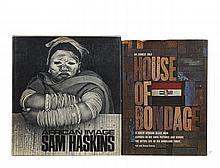 Sam HASKINS 1926 – 2009 AFRICAN IMAGE Madison Square press, 1967, relié sous jaquette