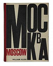 William KLEIN Né en 1928 MOSCOW Tokyo, Zokeisha, 1964