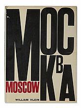 William KLEIN Né en 1928 MOSCOW Preface de Harrison E. Salisbury