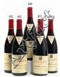 6 bouteilles CHATEAUNEUF DU PAPE 2005 Pignan (photo)