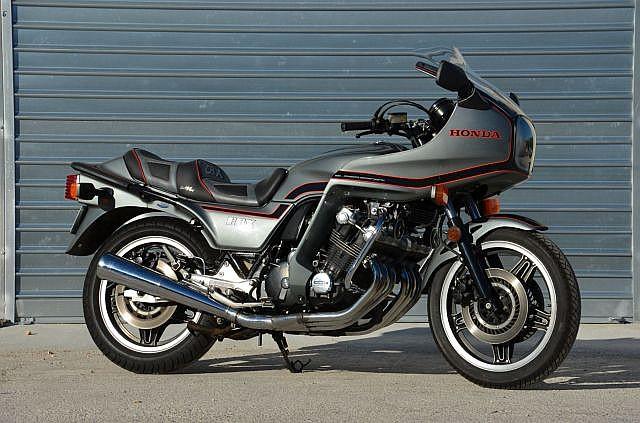 1981 HONDA 1000 CBX PROLINK - no reserve