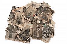Cartes postales - Ensemble de cartes postales régionales, principalement région Centre et cartes thématiques