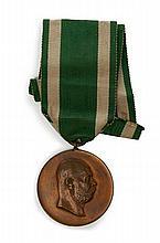 Allemagne Saxe Médaille de Ernst Herzog von Sachen-Altenbourg 1903.