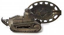 Souvenirs du Service militaire.