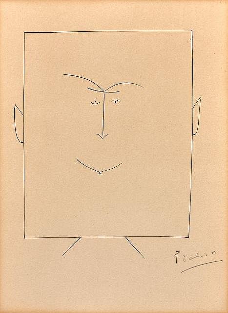 Pablo PICASSO 1881 - 1973 Carmen (1 planche) - 1949