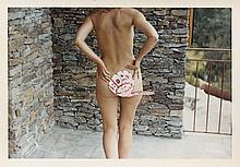 Pierre BOURGEADE (1927 - 2009) Ultra violet (alias Isabelle Collin Dufresne), Saint-Tropez - Juillet 1967 Trente cinq tirages argent...