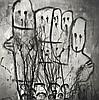 Roger BALLEN (Né en 1950) Funeral rites - 2004 Tirage argentique