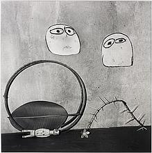 Roger BALLEN (Né en 1950) Ambivalence - 2003 Tirage argentique