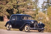 1952 Citroën Traction 11 BL berline  No reserve