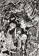 SFAR Joann (né en 1971)  GRAND VAMPIRE