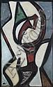 Jean-Michel ATLAN (1913-1960) SANS TITRE, 1957 Huile sur toile, Jean-Michel Atlan, Click for value