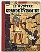 JACOBS BLAKE ET MORTIMER - N°3 LE SECRET DE LA PYRAMIDE - TOME 1