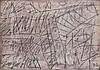 Georges NOEL (né en 1924) COMPOSITION, 1963 Aquarelle et encre sur papier
