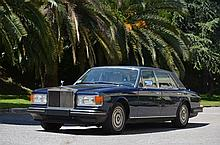 1988 Rolls-Royce Silver Spur  No reserve