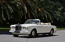 1990 Rolls-Royce Corniche III  No reserve