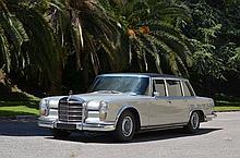 1971 Mercedes-Benz 600 limousine - ex Maria Callas  No reserve
