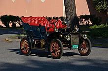 1908 Cadillac Type S double phaéton  No reserve