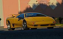 1992 Lamborghini Diablo  No reserve