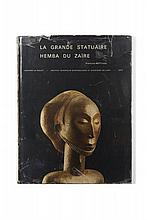 François NEYT  La Grande Statuaire Hemba du Zaïre