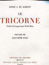 Salvador DALI et Pedro A. de ALARCON  LE TRICORNE