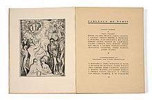Kees VAN DONGEN, divers illustrateurs et divers auteurs  TABLEAUX DE PARIS