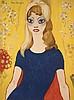 Kees VAN DONGEN (Delfshaven, 1877 - Monaco, 1968) BRIGITTE BARDOT, circa 1960