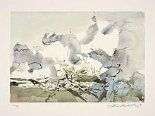ZAO WOU- KI (1920-2013) ESTAMPES ET LIVRES ILLUSTRES