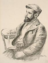 Pierre-Auguste RENOIR (Limoges, 1841 - 1919) DOUZE LITHOGRAPHIES ORIGINALES, 1904/ 1919