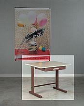 Jean PROUVE (1901-1984) Bureau type