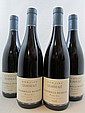 4 bouteilles CHAMBOLLE MUSIGNY 2006 1er cru