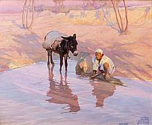 Adam STYKA (1890 - 1959) TOZEUR