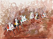Hassan El GLAOUI (né en 1924) FANTASIA