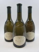 12 bouteilles POUILLY FUME 1986 Baron de L