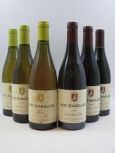 10 bouteilles 2 bts : ROC D'ANGLADE 2007 VDP du Gard (blanc)