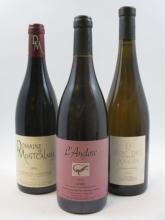 11 bouteilles 5 bts : LE ROC DES ANGES 2008 Iglesia Vella. VDP Pyrénées Orientales (blanc)