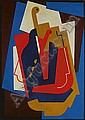 Albert GLEIZES (1881-1953) MATERNITE, 1921 Huile sur toile, Albert Gleizes, Click for value