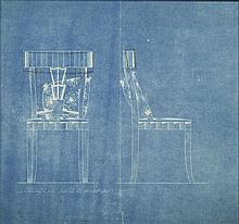 Jean-Charles MOREUX (1889-1956)(1889-1956) PLANSPLANS
