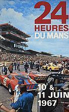 LES 24 HEURES DU MANS 1967