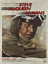 LE MANS - STEVE MC QUEEN, 1971