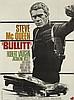 BULLIT - STEVE MC QUEEN, 1968