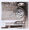 Michel LECOMTE (1935-2011)  Porsche 997