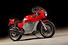 1977 MV 750 Arturo Magni