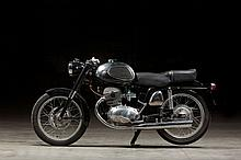 1968 MV 250 B bicylindre  No reserve