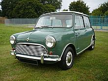 1964 Morris Mini Cooper S Mark I (1071cc)  No reserve