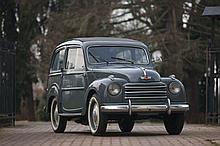 1952 Fiat Topolino C Giardinetta break  No reserve