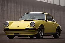 1973 Porsche 911 2,4 L S