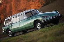 1975 Citroën ID 20 F break  No reserve