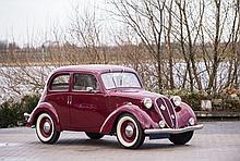 1939 Simca Huit 1100 berline  No reserve