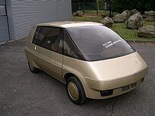 1982 Citroën ECO 2000, prototype SA 103  No reserve