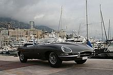 1961 Jaguar Type E 3.8L Cabriolet série I
